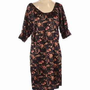 Jones New York | Dress Floral Neutral